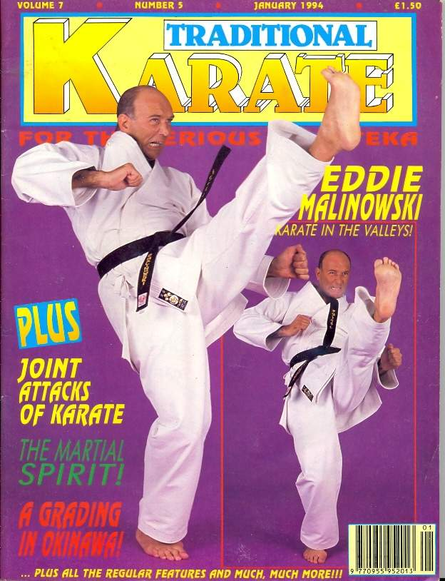 01/94 Traditional Karate