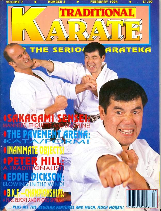 02/94 Traditional Karate