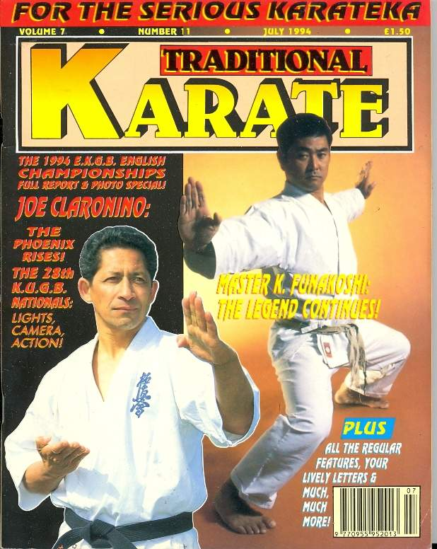 07/94 Traditional Karate