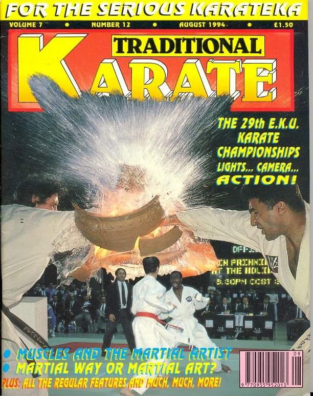 08/94 Traditional Karate