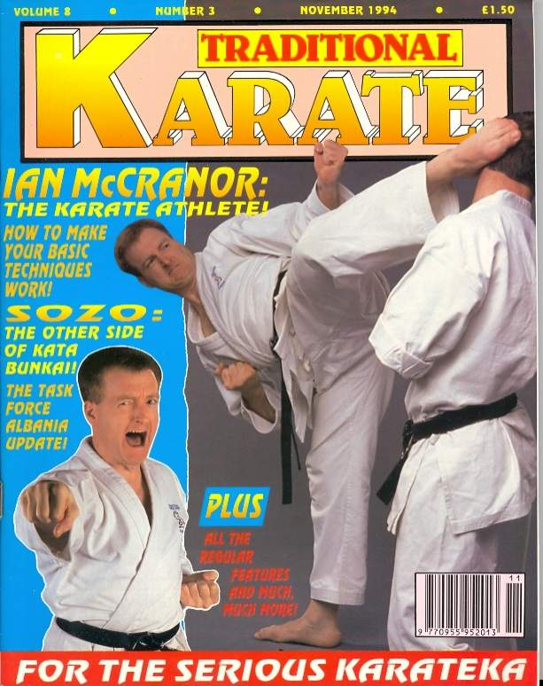 11/94 Traditional Karate