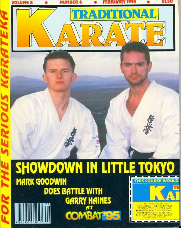 02/95 Traditional Karate