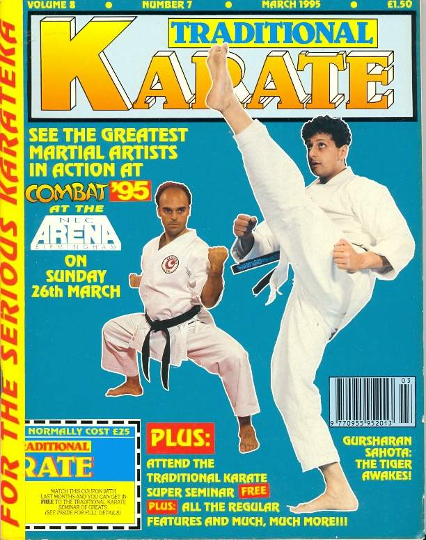 03/95 Traditional Karate