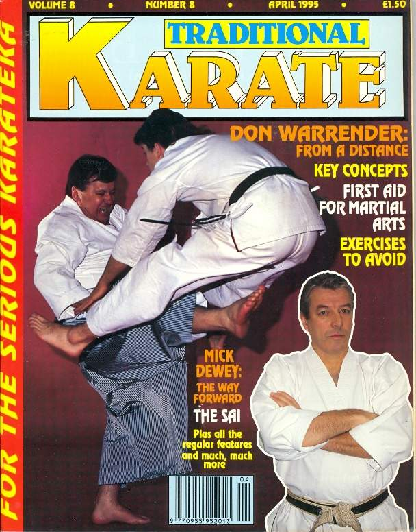 04/95 Traditional Karate