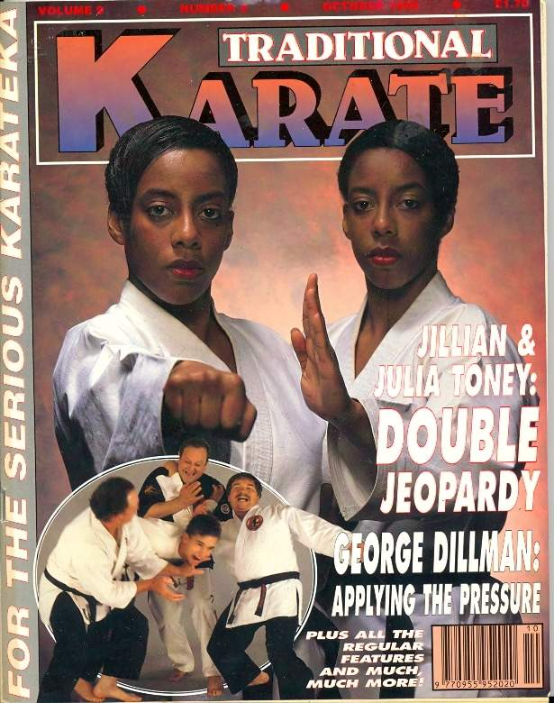 10/95 Traditional Karate