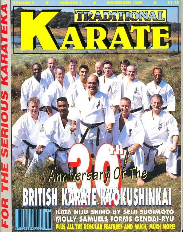11/95 Traditional Karate