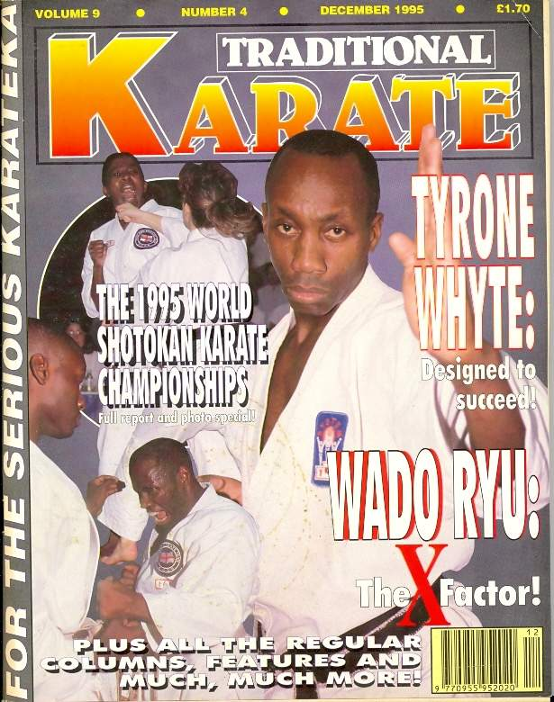 12/95 Traditional Karate