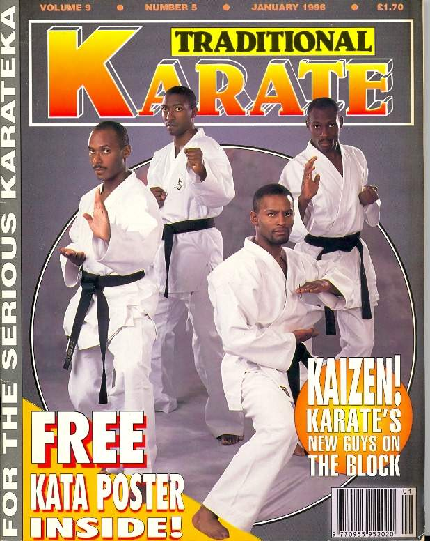 01/96 Traditional Karate