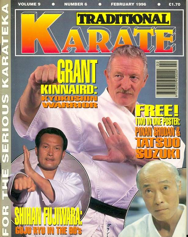 02/96 Traditional Karate