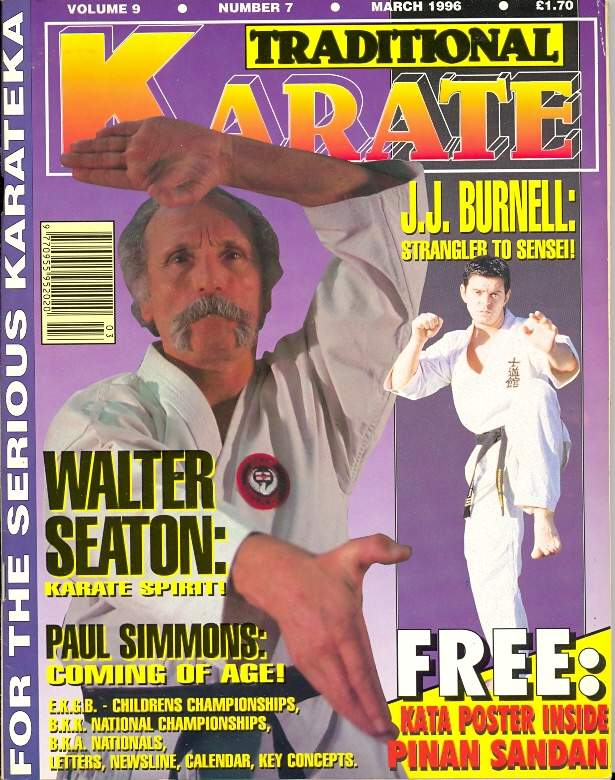 03/96 Traditional Karate