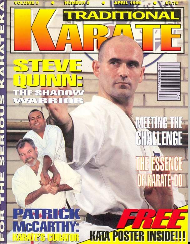 04/96 Traditional Karate