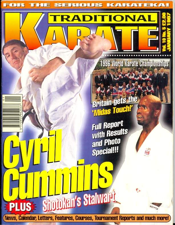 01/97 Traditional Karate