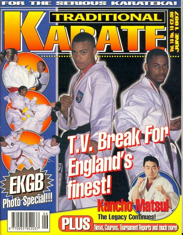 06/97 Traditional Karate