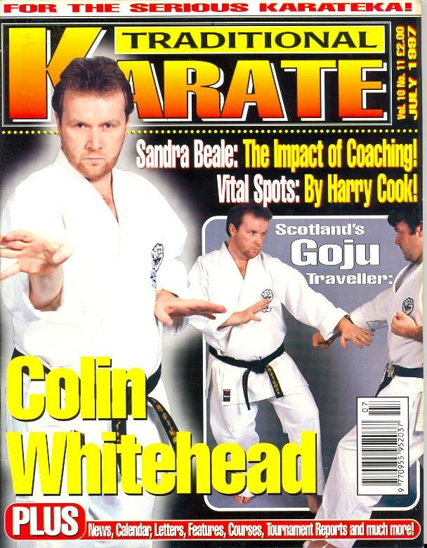07/97 Traditional Karate