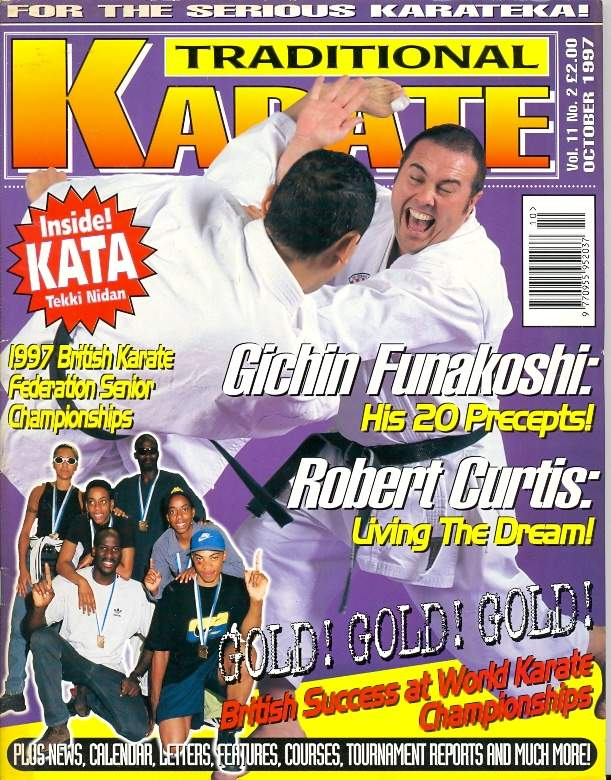 10/97 Traditional Karate