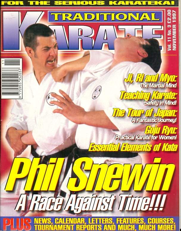 11/97 Traditional Karate