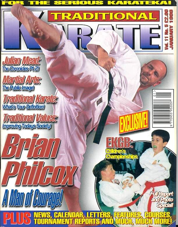 01/98 Traditional Karate
