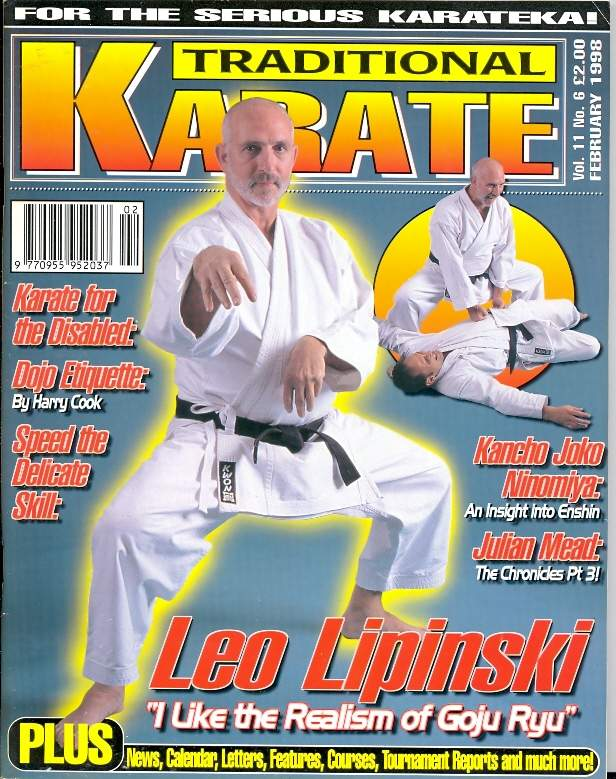 02/98 Traditional Karate