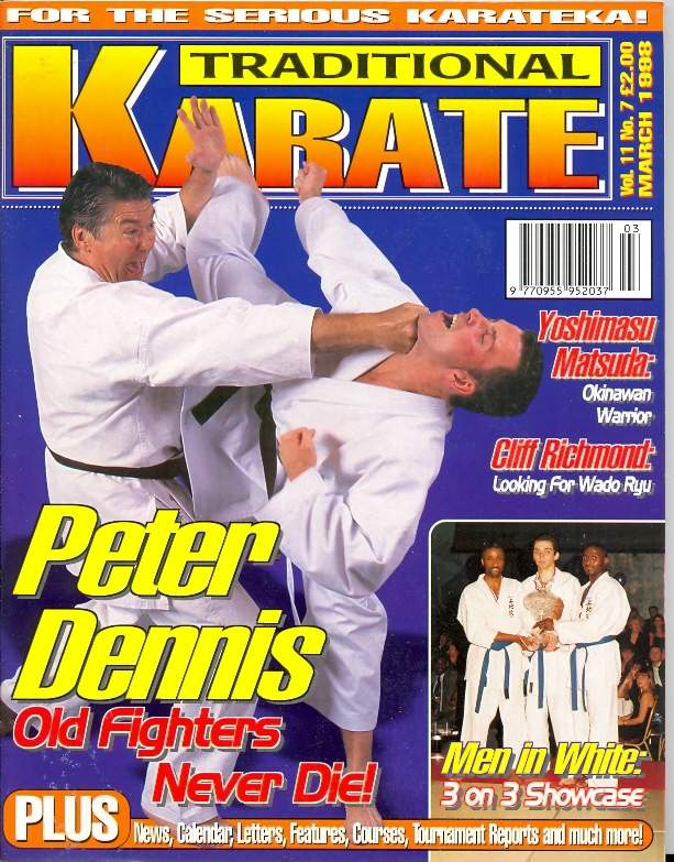 03/98 Traditional Karate
