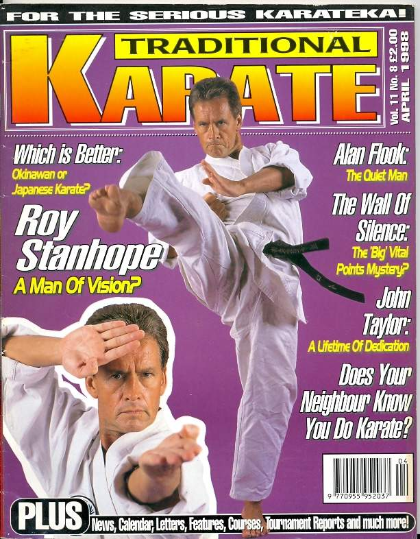04/98 Traditional Karate