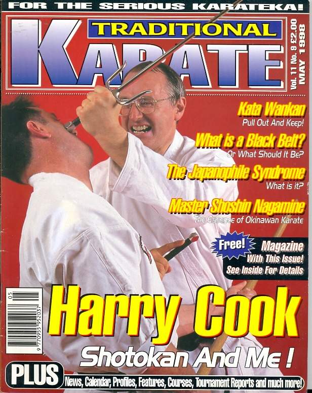 05/98 Traditional Karate
