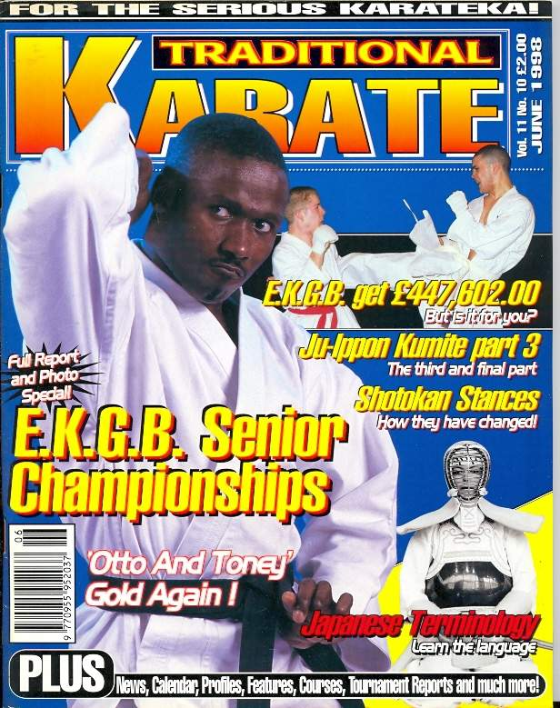 06/98 Traditional Karate