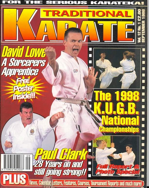 09/98 Traditional Karate