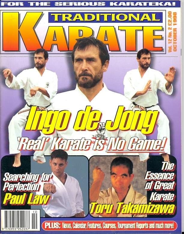 10/98 Traditional Karate