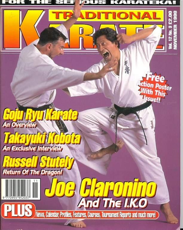 11/98 Traditional Karate