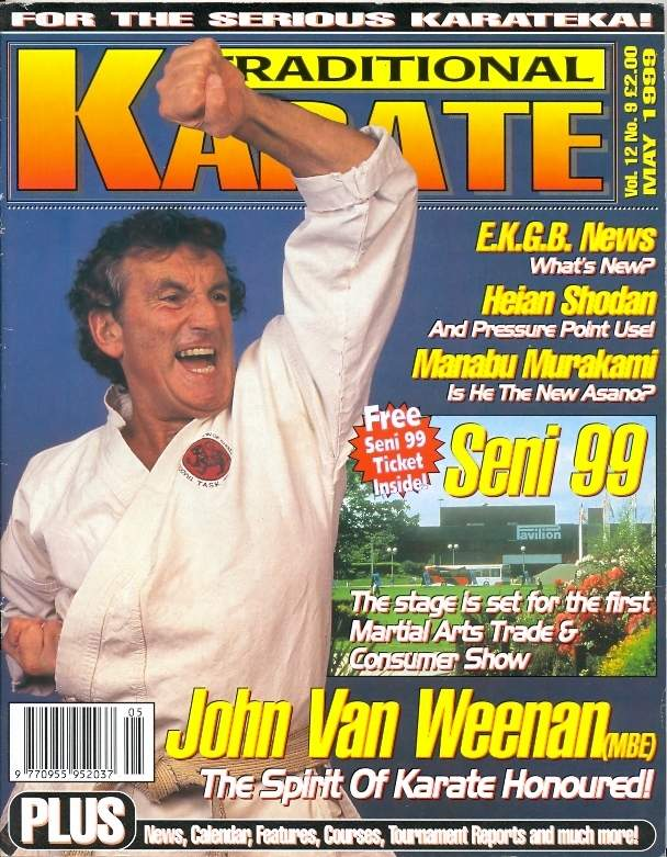 05/99 Traditional Karate