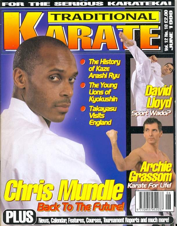 06/99 Traditional Karate