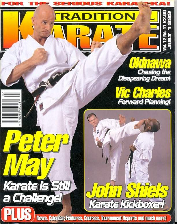 07/99 Traditional Karate