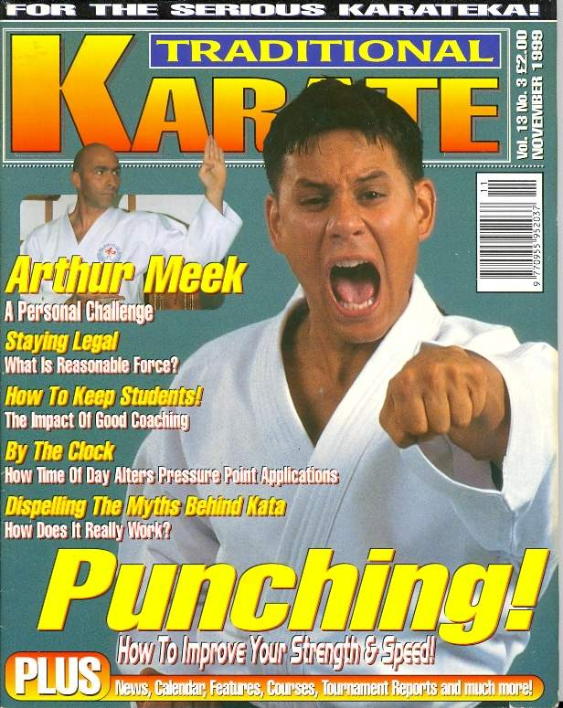 11/99 Traditional Karate