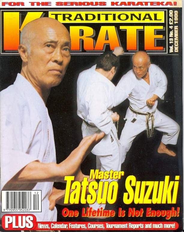 12/99 Traditional Karate