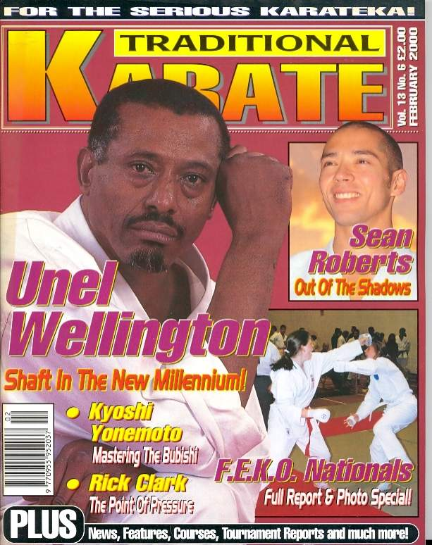 02/00 Traditional Karate