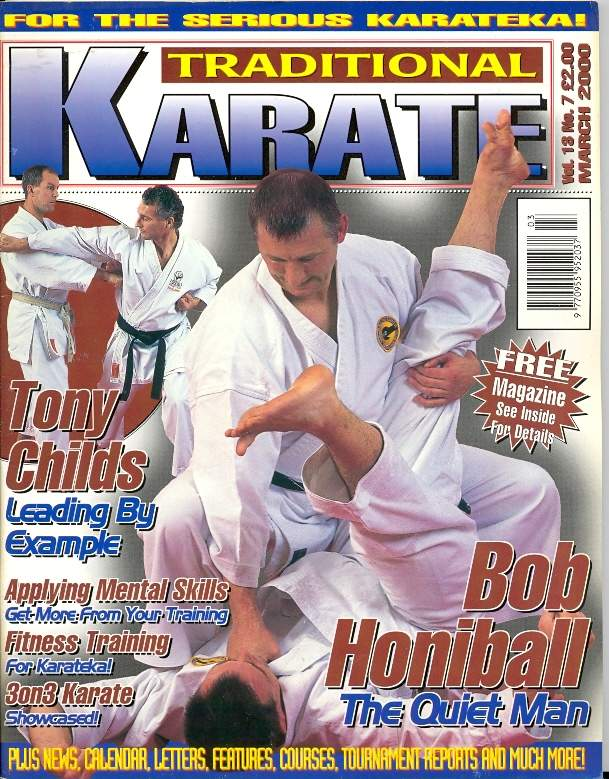03/00 Traditional Karate