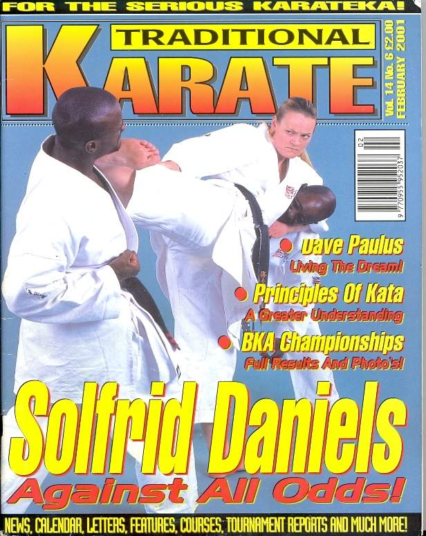 02/01 Traditional Karate