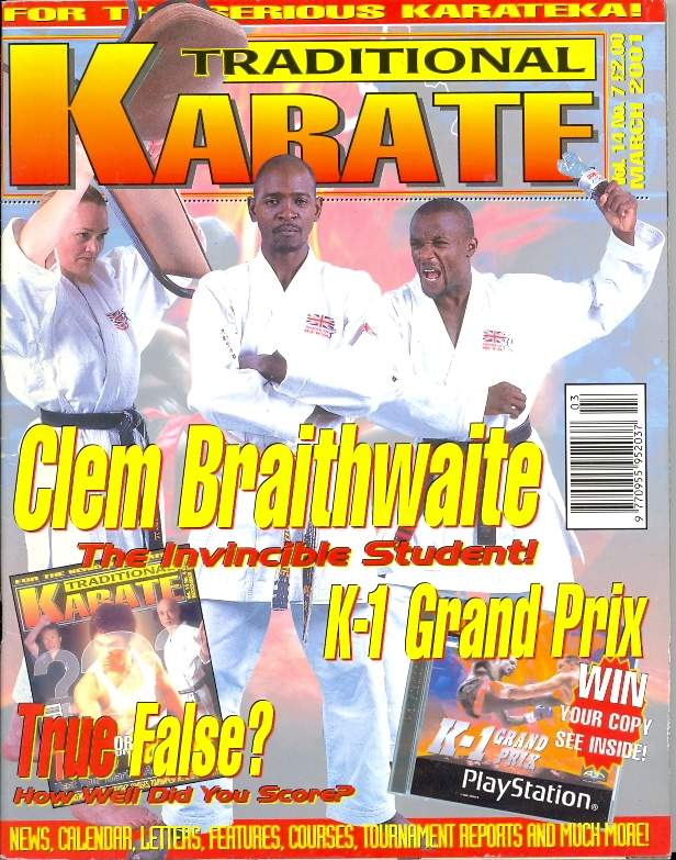 03/01 Traditional Karate