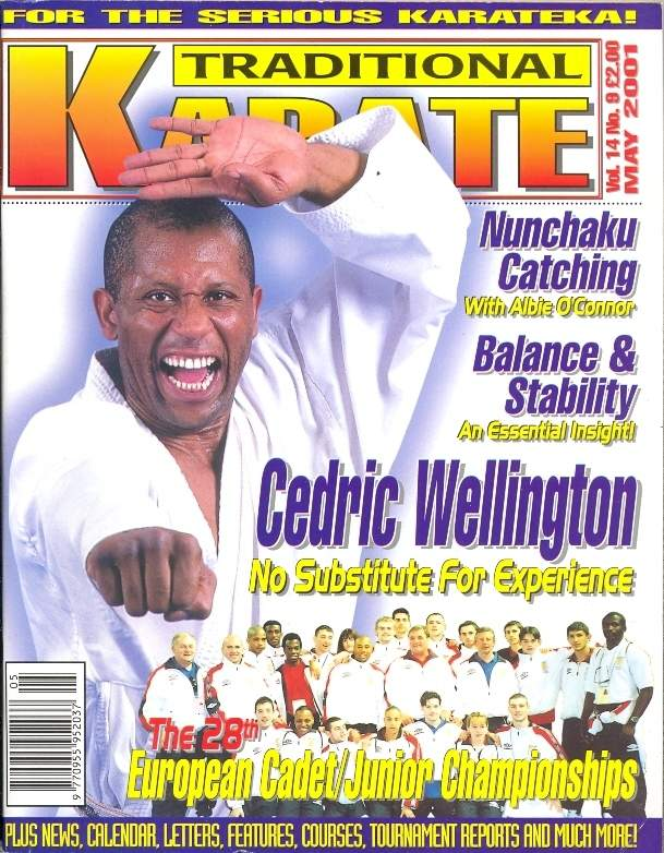 05/01 Traditional Karate