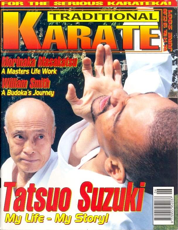 06/01 Traditional Karate