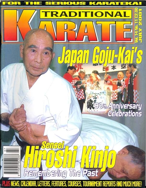 07/01 Traditional Karate