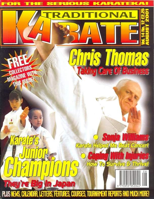08/01 Traditional Karate