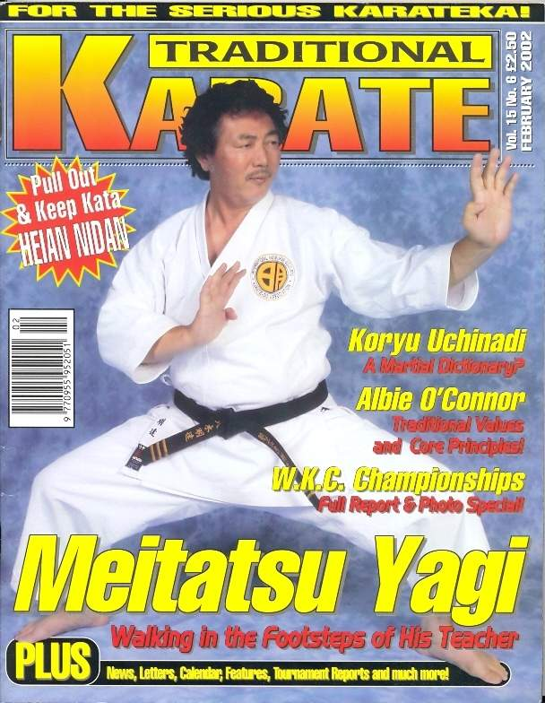 02/02 Traditional Karate