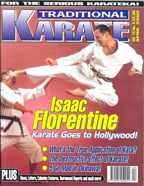 04/02 Traditional Karate