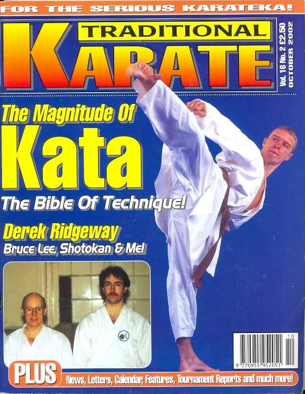 10/02 Traditional Karate