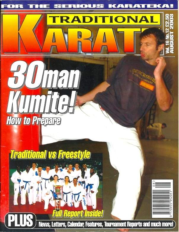 08/03 Traditional Karate