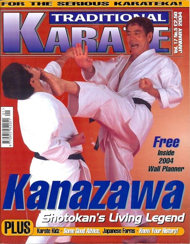 01/04 Traditional Karate