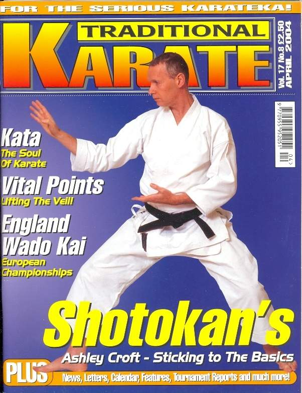 04/04 Traditional Karate