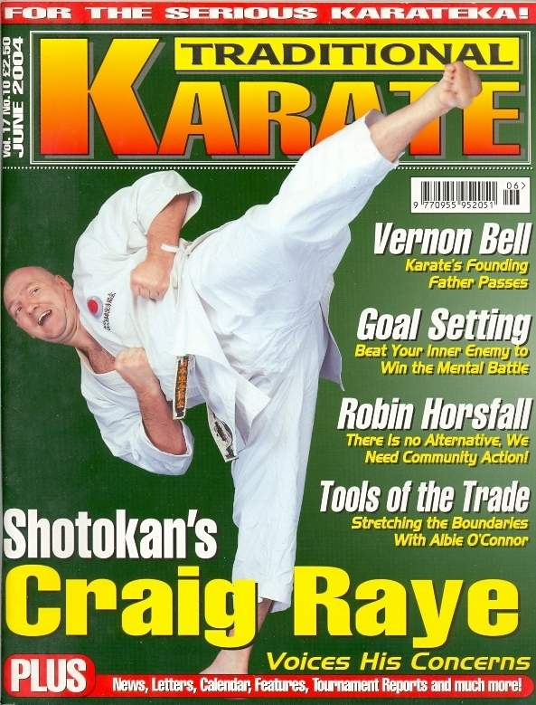 06/04 Traditional Karate