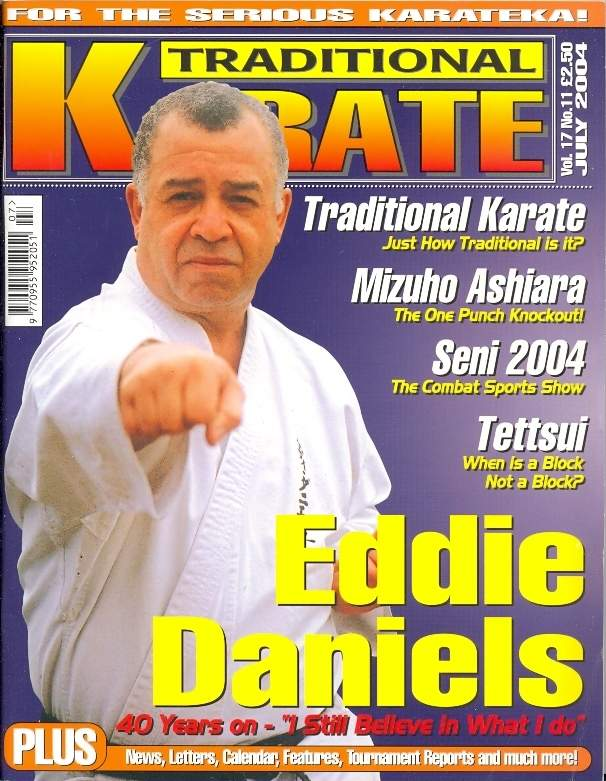07/04 Traditional Karate